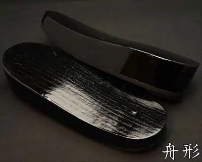 黒捌き舟形