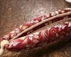 花柄西陣ゴブラン織花緒
